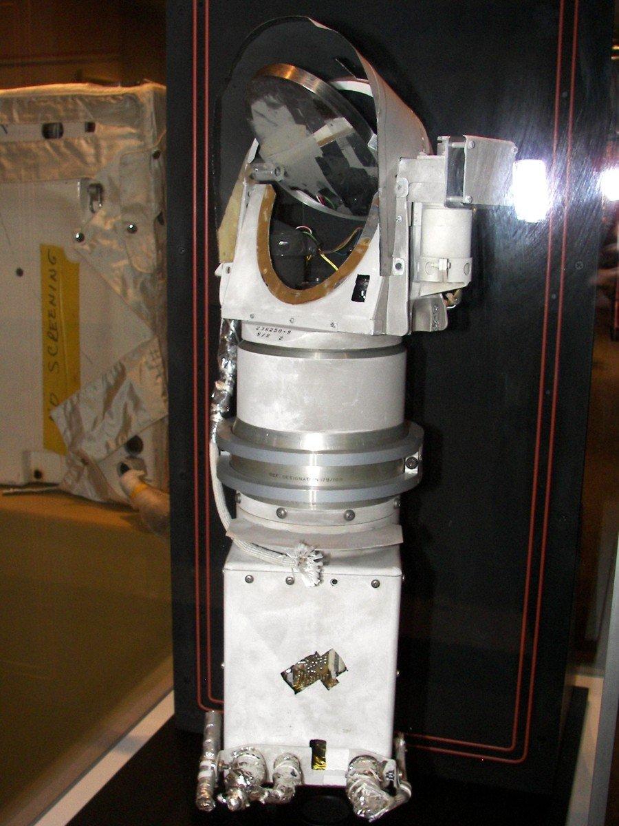 Surveyor 3 camera